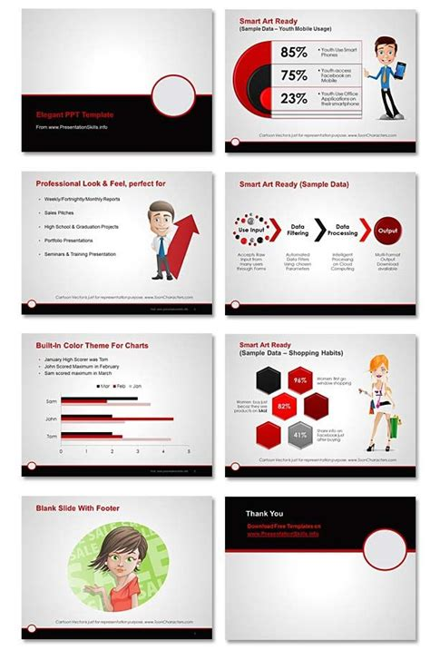 43 Best Images About Powerpoint Ppt Templates Freebies Professional Powerpoint Template Free