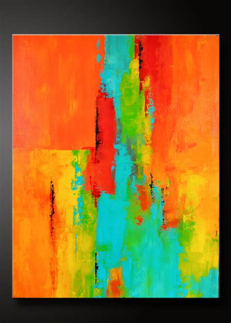acrylic painting questions and answers 22 x 28 abstract acrylic painting on canvas