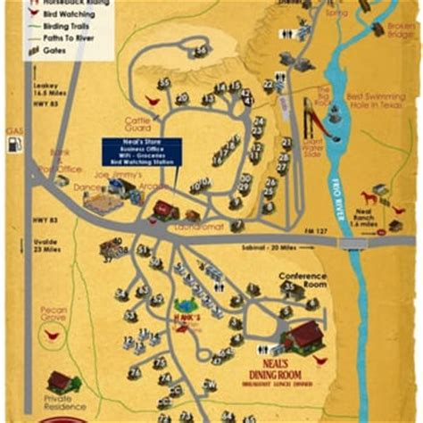 map of concan texas neal s lodges 117 photos 29 reviews restaurants hwy 127 n concan tx restaurant