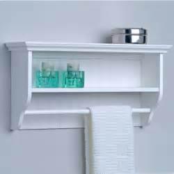 Shelf ideas for towel storage above the toilet bathroom