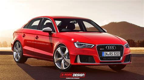 audi rs3 us u s could get audi rs3 sedan gtspirit