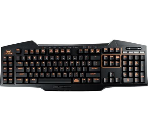 Keyboard Mechanical asus strix tactic pro mechanical gaming keyboard