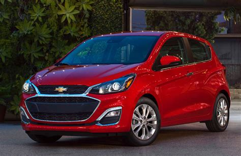 2019 Chevrolet Spark 2019 chevy spark info specs wiki gm authority