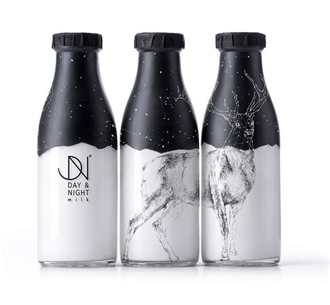 designcrowd white label exles of why black and white print designs work so well