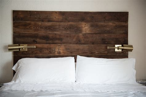 Design Tips For Small Home Offices Hometalk Reclaimed Barn Wood Headboard And Shelves