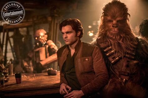 star wars han solo 0785193219 solo a star wars story han and lando swagger in exclusive new images ew com