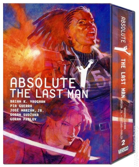 absolute y the last absolute y the last man hc 2015 dc vertigo comic books