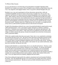 Recommendation Letter Senior Year Letter Of Recommendation For The Year From Student Cover Letter Templates