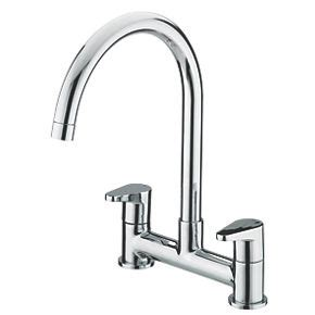Bathroom Taps India by Bristan Qst Dsm C Quest Surface Mounted Deck Sink Mixer