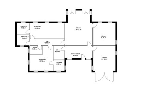 2d floor plan 2d floor plans for estate agents