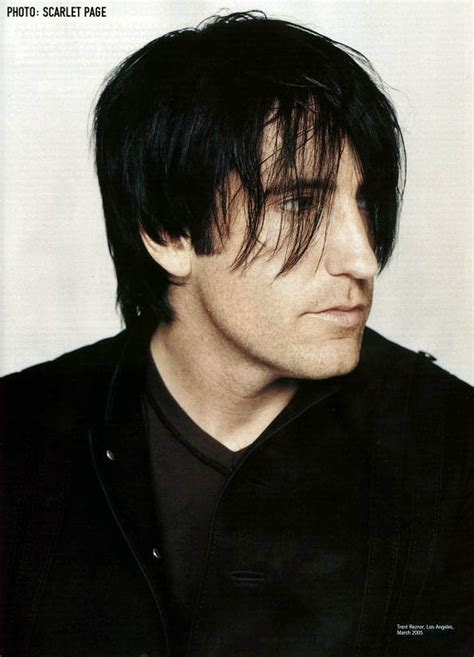 Trent Reznor Hairstyle | 56 best images about nin trent reznor on pinterest my