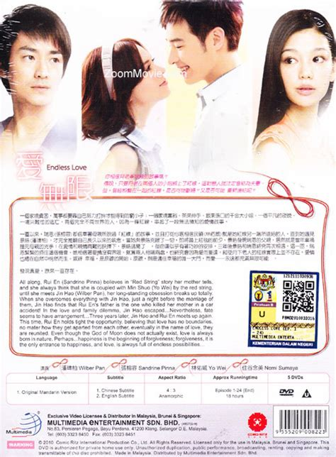 video film endless love taiwan endless love complete tv series dvd taiwan tv drama