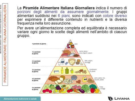 la piramide degli alimenti piramidi alimentari ppt scaricare