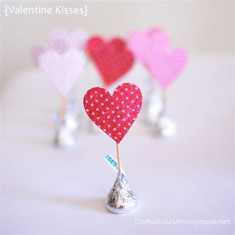 Valentines Kisses by Janie Diy Eight Uniqe S Day Crafts