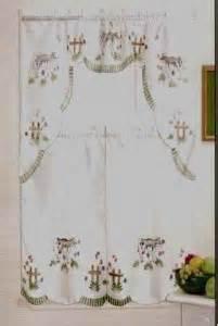 Cow Kitchen Curtains Nip Set Cow Farm Swag Valance And Kitchen Curtains Ebay