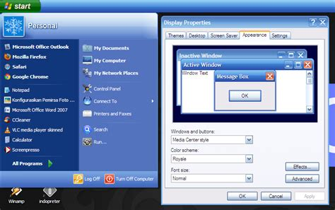 download theme android for windows xp free download theme android untuk windows xp download thema