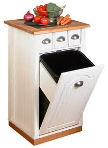 kitchen island trash magnificent 10 in cabinet trash cans for the kitchen