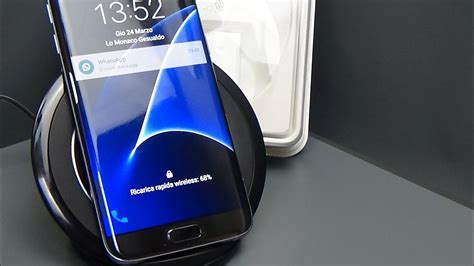 led l wireless charger wireless fast charger samsung s7 edge ep ng930