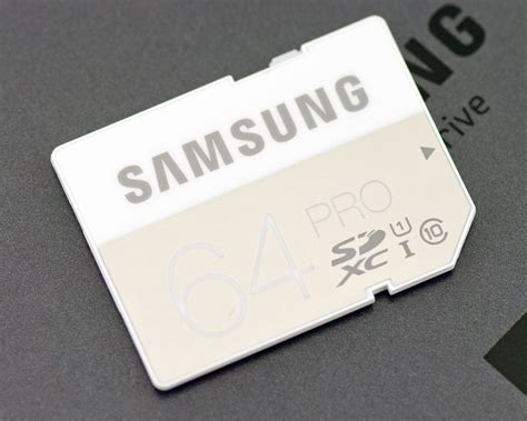 Memory Samsung Pro 64 Gb Memory Handphone Memory Mi Murah samsung 64gb sd pro memory card mb sg64d storagereview storage reviews