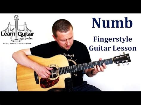 fingerstyle tutorial download full download numb fingerstyle guitar lesson linkin park