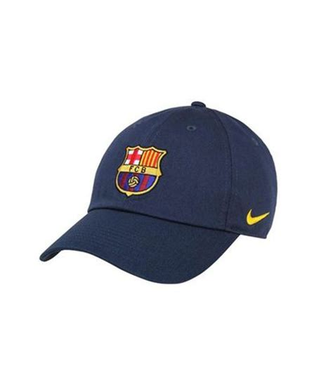 Hat Cap Barcelona nike fc barcelona cap buy at best price on snapdeal