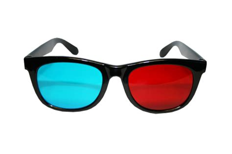 Kacamata Frameless Transparent Sunglasses 2 cyan 3d glasses g labs