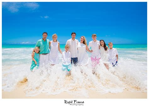 best family gt the best family portraits in hawaii by right frame
