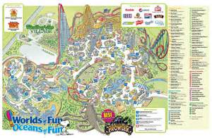 Map Of Worlds Of Fun by Pics Photos Worlds Of Fun Kansas City Mo