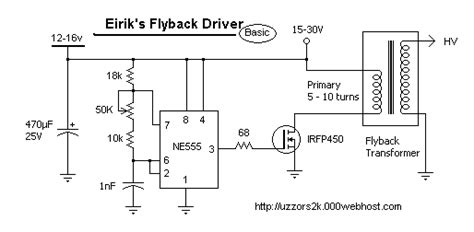 transistor las listrik uzzors2k hobby projects site