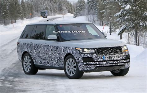 land rover vogue sport 2017 range rover spied getting ready for its first facelift