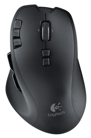 Logitech Wireless Gaming Mouse G700 nouvelle souris logitech wireless gaming mouse g700