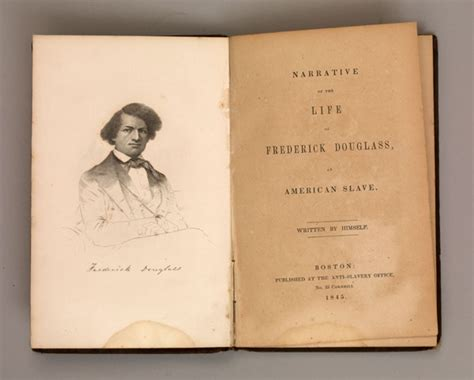 a picture book of frederick douglass the narrative of the of frederick douglass