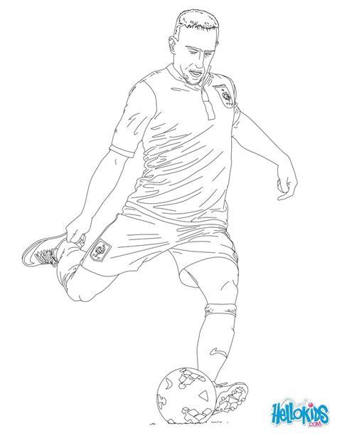 Topi Logo Pogba Neymar Juve Dybala Ozil Zlatan franck ribery coloring pages hellokids
