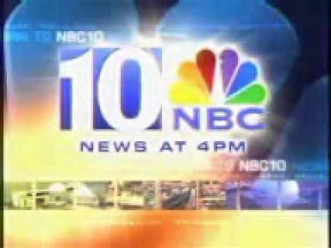nbc 10 philadelphia wcau wcau philadelphia nbc 10 quot nbc 10 news at 4 00 quot 2003 open