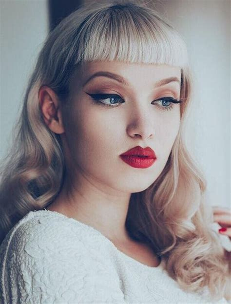 pin up makeup tutorial how rockabilly or pinup makeup tips and tutorial for beginners