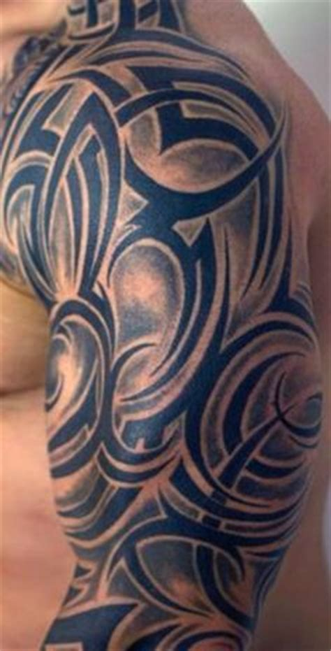 shading around tribal tattoos add shading to my tribal tattoos