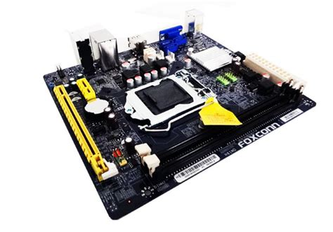 Motherboard H61 Foxcon motherboards foxconn lga1155 socket h61 chipset motherboard was listed for r619 00 on 12 sep