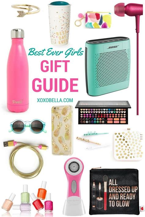 birthday gift ideas for teenage girls journalingsage com