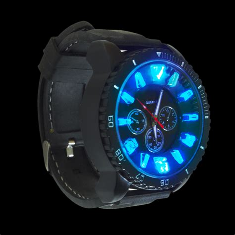 light up watches for womens led watch light up colour change male female
