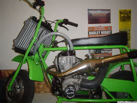 doodlebug mini bike modifications make your doodlebug faster