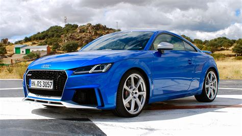 How To Drive Audi by First Drive 2017 Audi Tt Rs