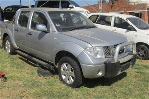 2007 nissan navara 4 0 v6 non runner cars for sale in