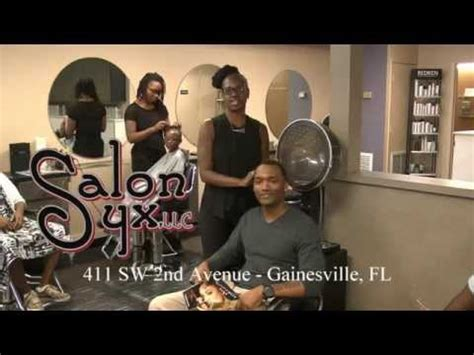 haircuts in gainesville salon syx downtown gainesville fl youtube