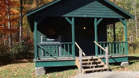 Allegany State Park Cabin Pictures by Angle Trail Cabin 3 Allegany State Park