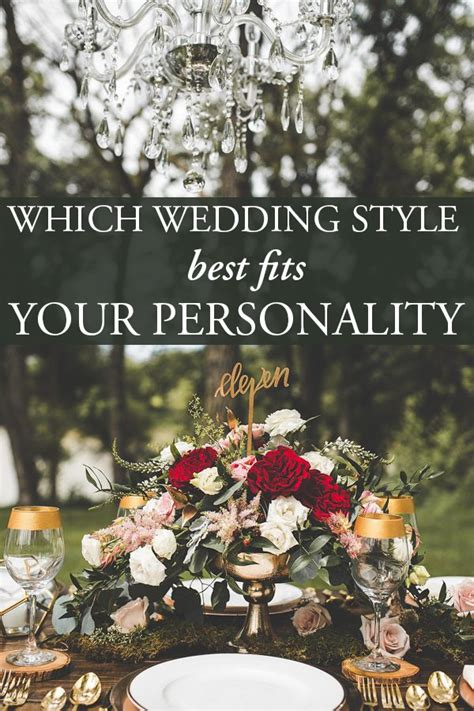 Wedding Quiz by Quiz Which Wedding Style Best Fits Your Personality