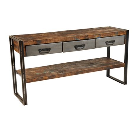 console sofa table console tables sacred space imports