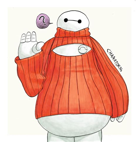 Sweater Baymax 3 baymax open chest sweater by chanatorn on deviantart