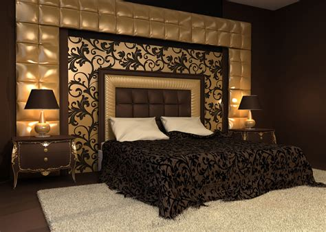 gold walls bedroom 40 luxury master bedroom designs designing idea