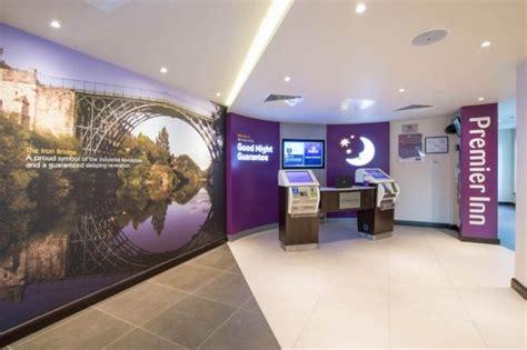 premier inn international premier inn telford international centre hotels in
