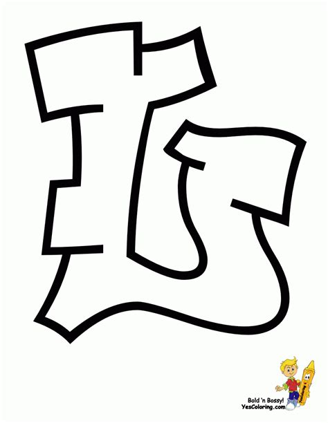 graffiti coloring pages free coloring sheet the leter l in cool graffiti graffiti art collection